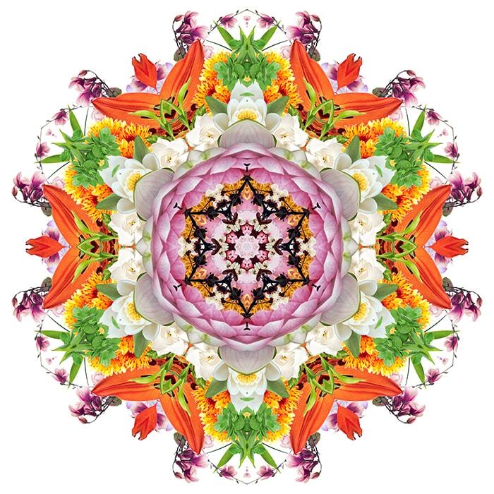 Arte mandala dise o feng shui para la intuici n y la for Cuadros mandalas feng shui decoracion mandalas